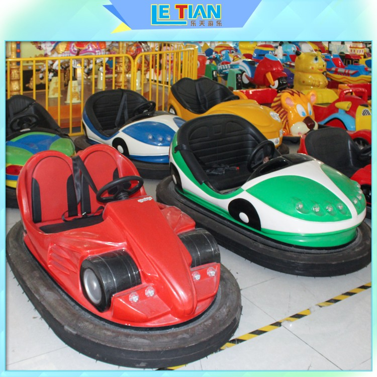 LETIAN cars indoor bumper cars factory amusement park-1