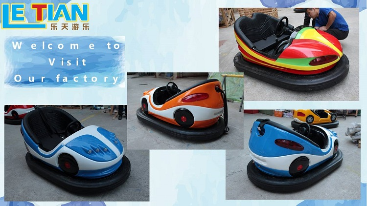 LETIAN cars indoor bumper cars factory amusement park-2