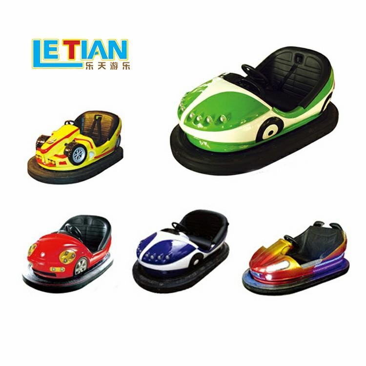 Kids battery operated bumper cars with floor  LT-7069