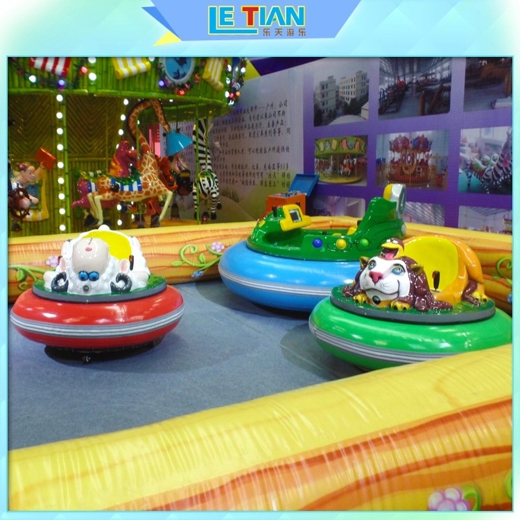LETIAN car bumper car games factory entertainment-1