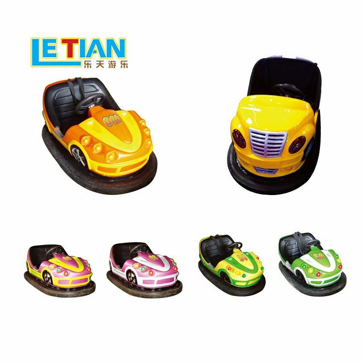 Kids without antenna bumper car LT-7071A