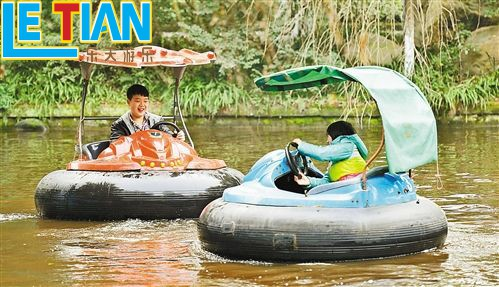 LETIAN electric bumper car manufacturers for kids zoo-2