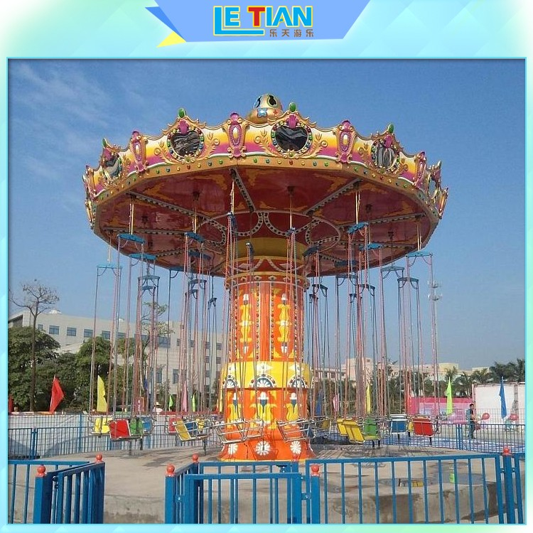 LETIAN Top swing ride company fairground-1