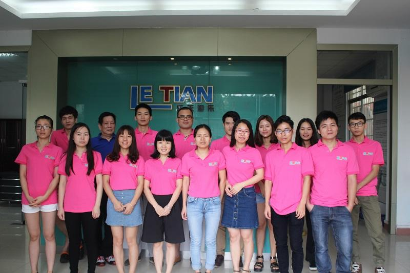 LETIAN--The Brand Stepping to The World