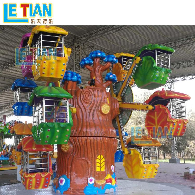 24 seats double-sided Ferris wheel  kids equipment LT-7020A