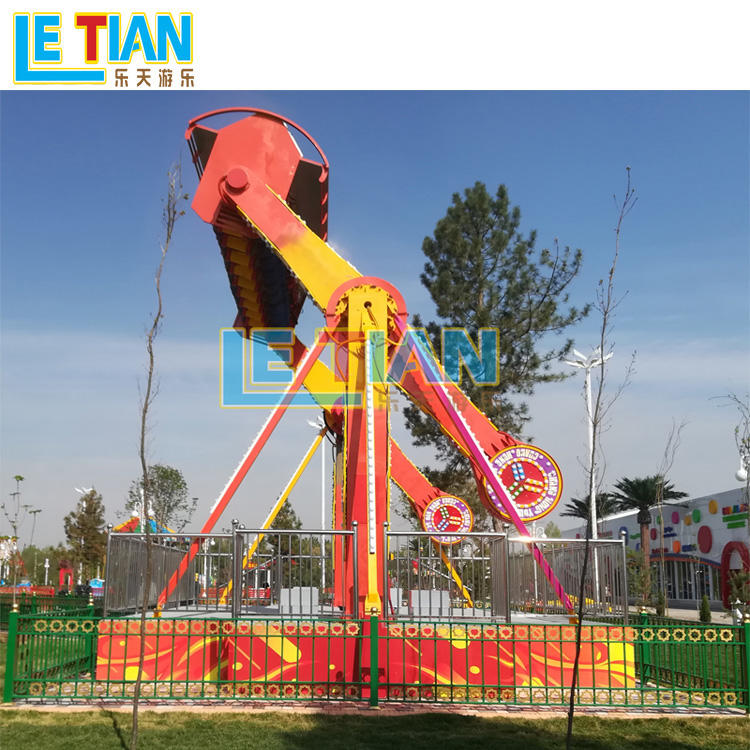 Travel in space thrilling ride amusement ride