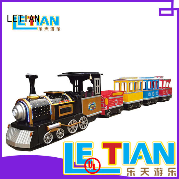 LETIAN amusement themed train rides for sale life squares