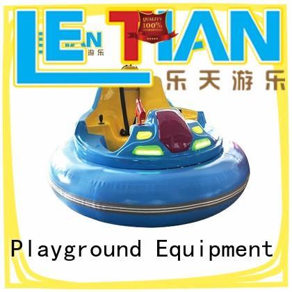 LETIAN entertainment bumper car games for kids entertainment