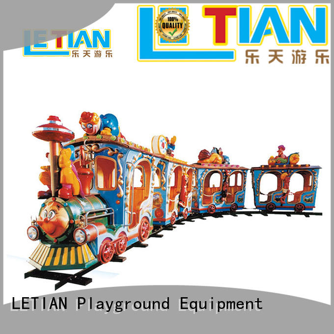 LETIAN spray train theme park China mall