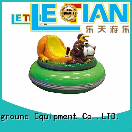 LETIAN lt7070 bumper cars history Supply zoo