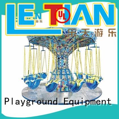 LETIAN 16 carnival swings design zoo