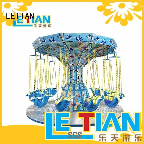 LETIAN lt7013a carnival swings Suppliers theme park