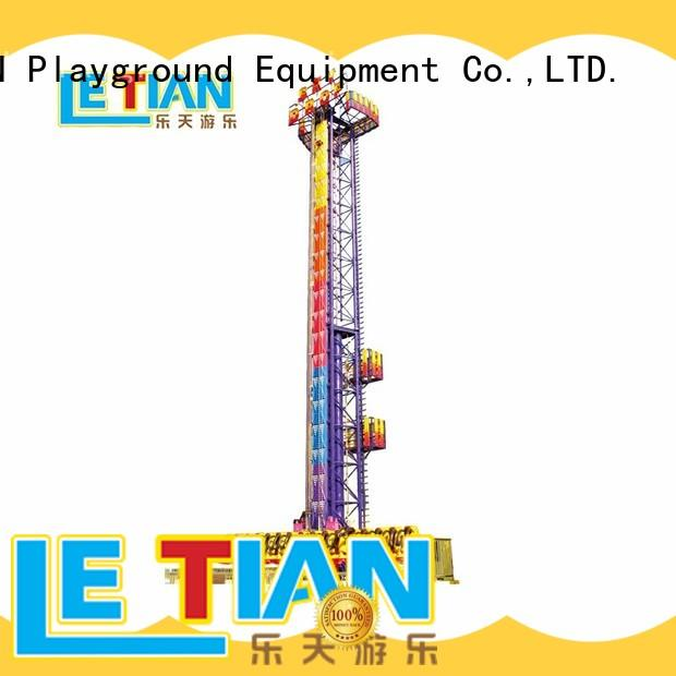 LETIAN safe park ride for kids playground