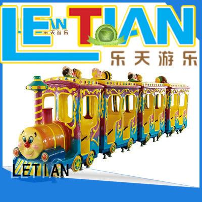 Amusement park train carnival train rides for sale LT-7077B