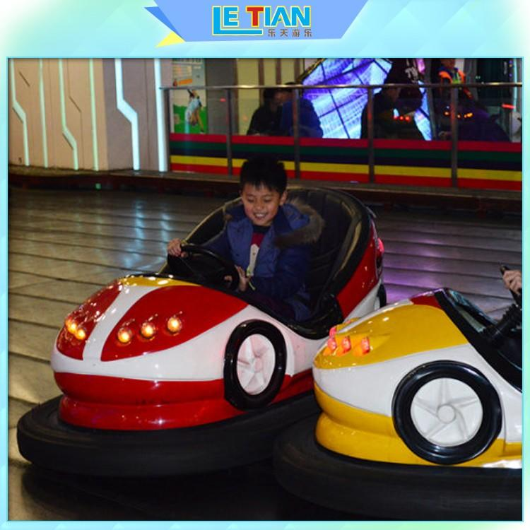 LETIAN Latest bumper car ride manufacturer amusement park-1