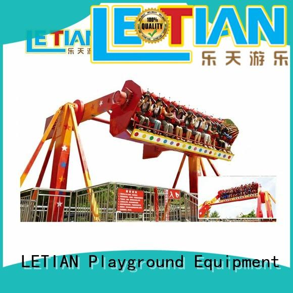 reinforced extreme thrill rides space wholesale playground