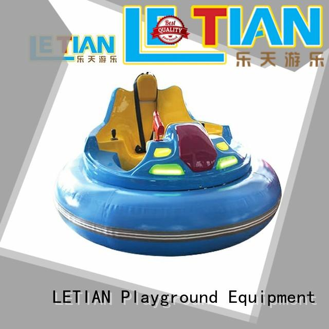 LETIAN New bumper car games Supply amusement park