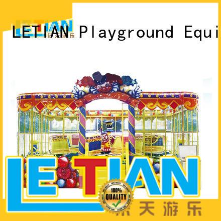 electric amusement park train rides colorful life squares