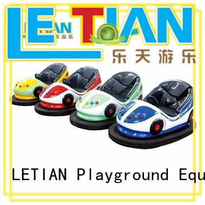 LETIAN New adult bumper cars entertainment