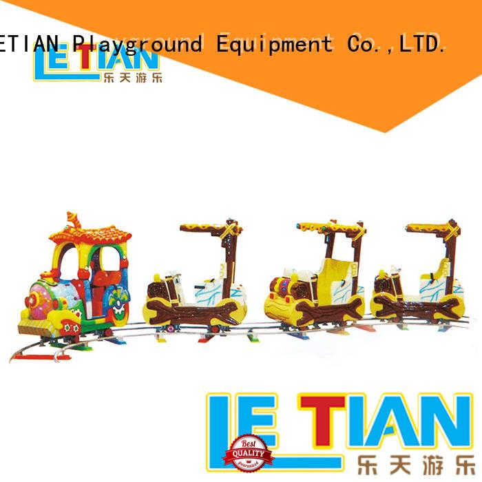 LETIAN orbit amusement train rides for sale amusements mall