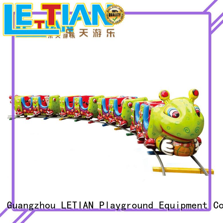rides train amusement park tourist mall LETIAN