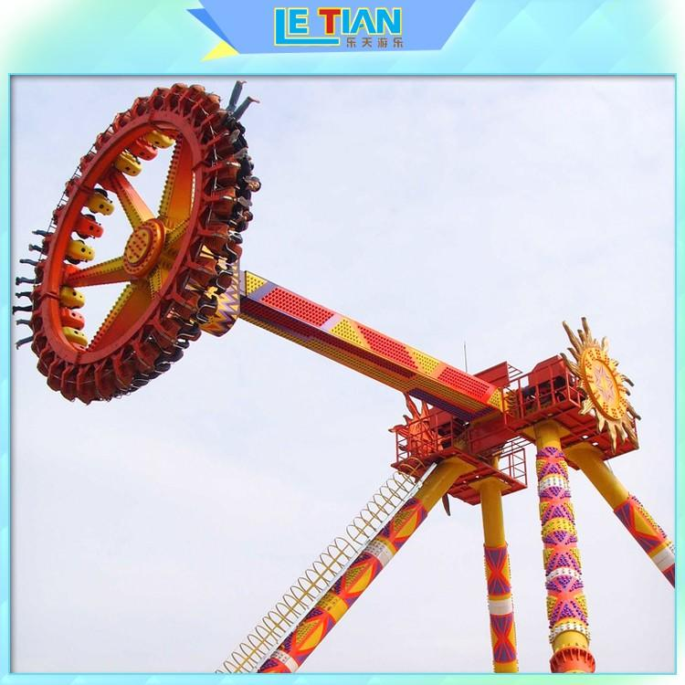 LETIAN top big pendulum ride company park playground-3