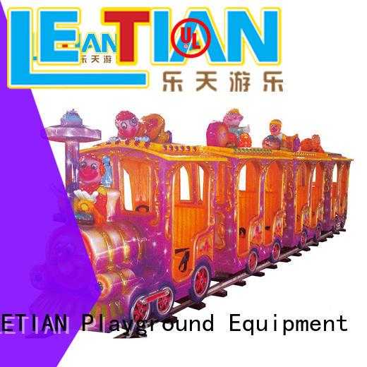 LETIAN park train ride for sale park playground