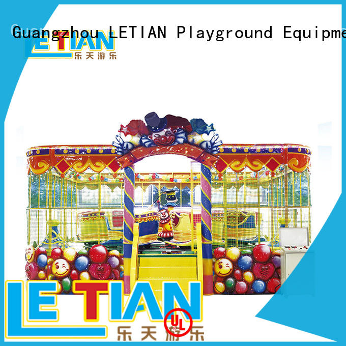 LETIAN made amusement train rides for kids life squares