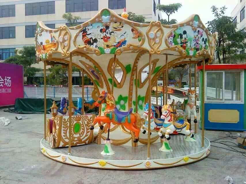 LETIAN 24 seats amusement rides in china customized carnival-2
