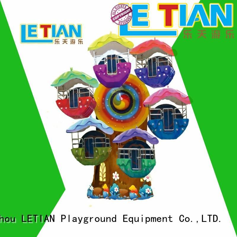 LETIAN Top fair ferris wheel Supply amusement park