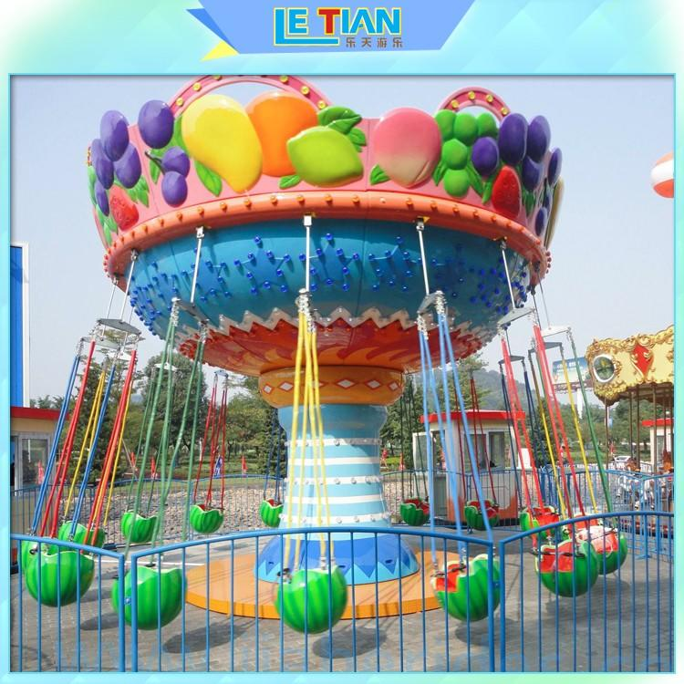 LETIAN specialized carnival swings customized zoo-1