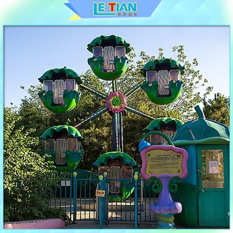 Wholesale ferris wheel for kids park relaxing playground-1