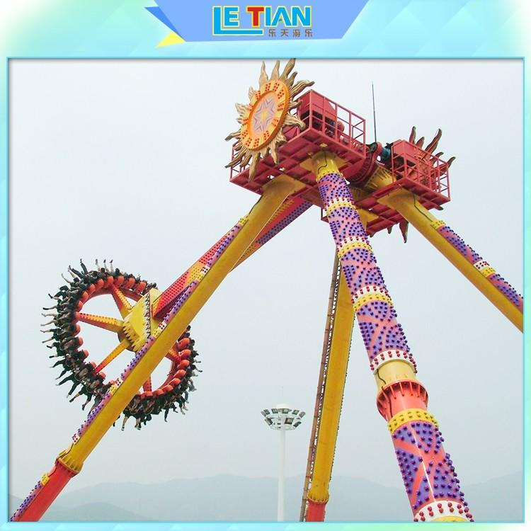 LETIAN top big pendulum ride company park playground-1