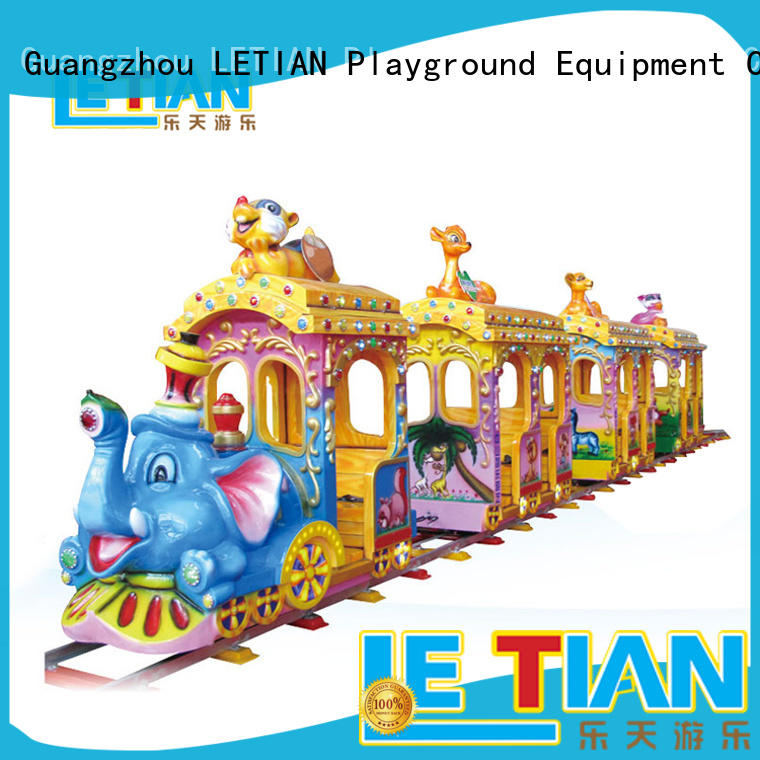 LETIAN animal mini trains for sale China children's palace