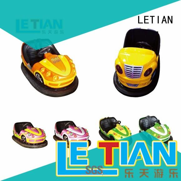 LETIAN carnival bumper car manufacturers for sale amusement park