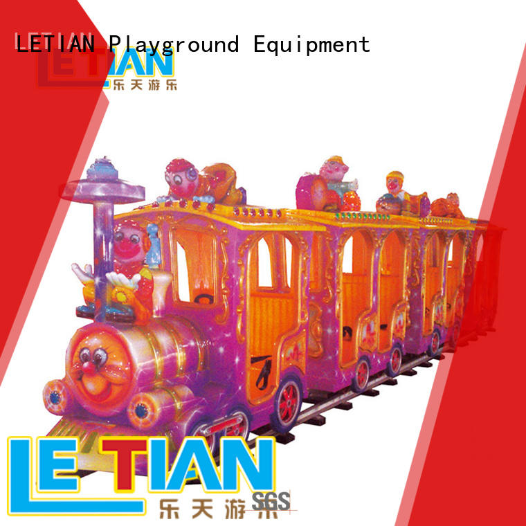 LETIAN funfair thomas the train amusement park for sale life squares