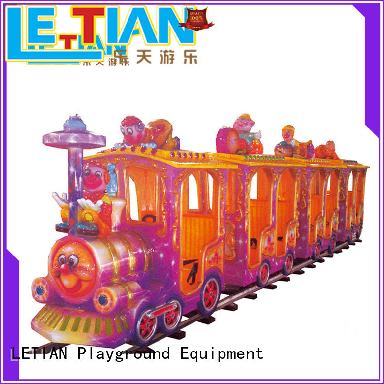 LETIAN small theme park trains for sale China mall