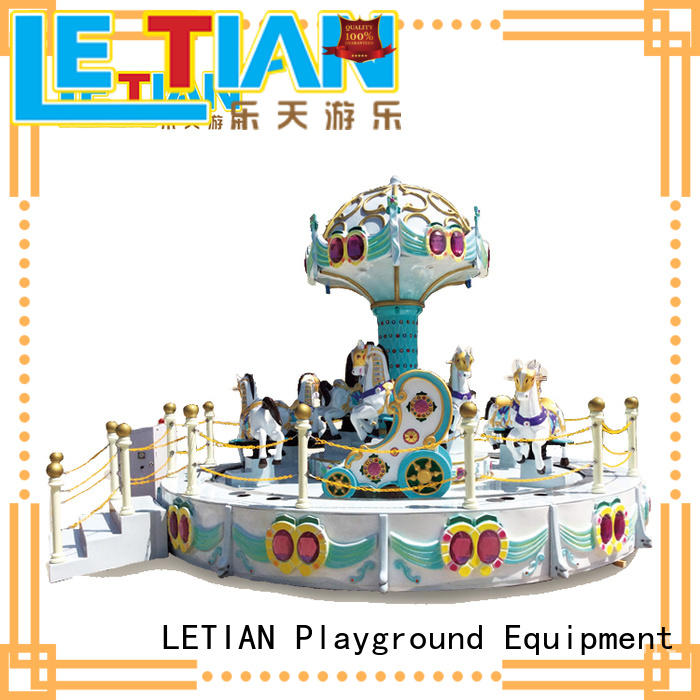 colorful small carousel for sale design theme park