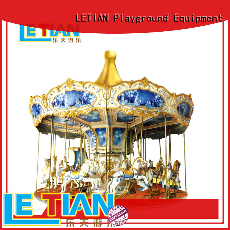 Large 26 seats Carousel Horse Ride for sale LT-7035B