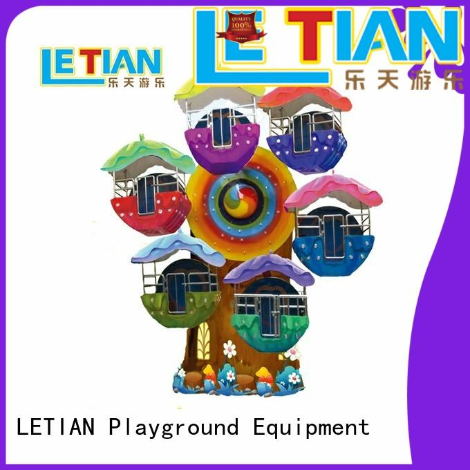 LETIAN amusement ferris wheel fair amusement park