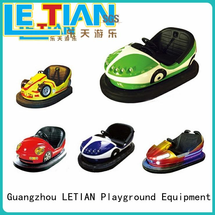 Kids battery operated bumper cars with floor manufacturer LT-7069
