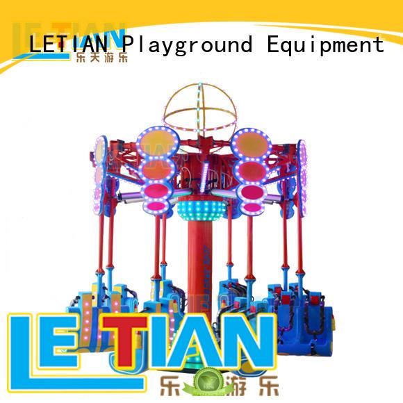 LETIAN made samba balloon rides manufacturers playground