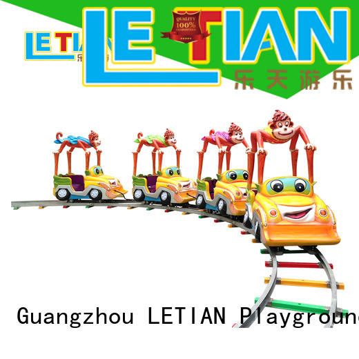 LETIAN tourist small trains for parks manufacturer mall