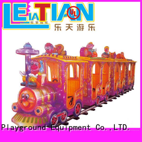 track small trains for parks park life squares LETIAN