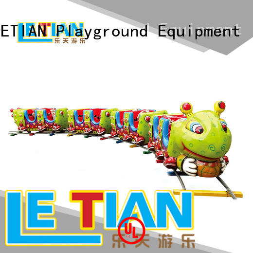 LETIAN lt7086c trackless train ride Supply mall