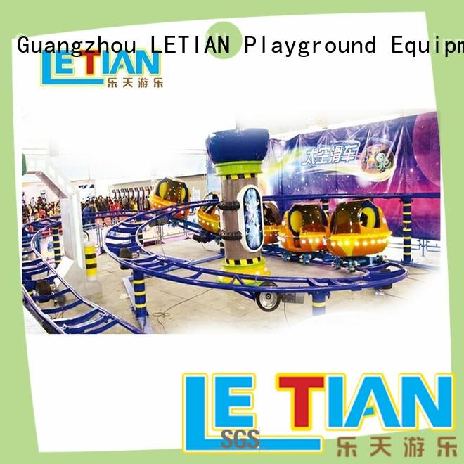 LETIAN safe huge roller coaster manufacturers carnival