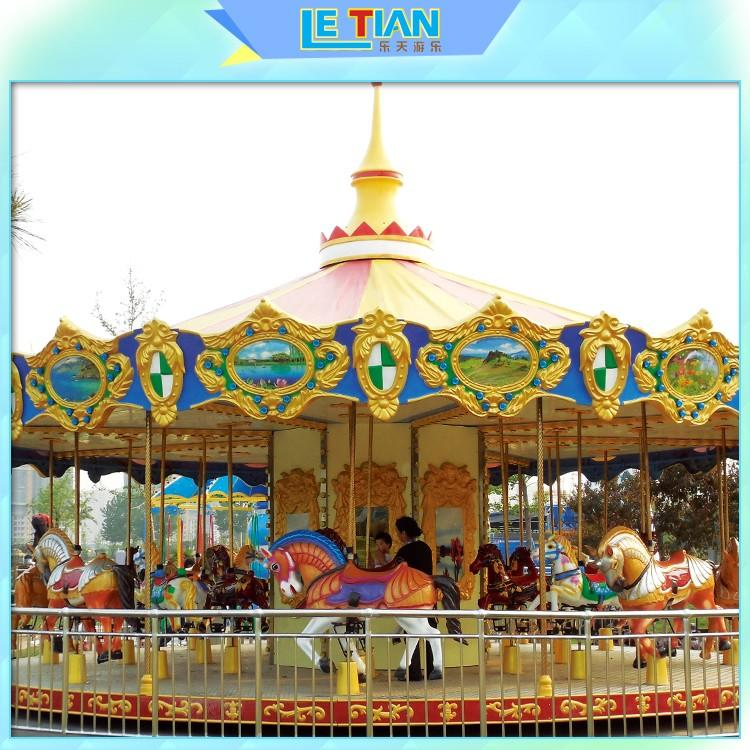 LETIAN 24 seats amusement rides in china customized carnival-1