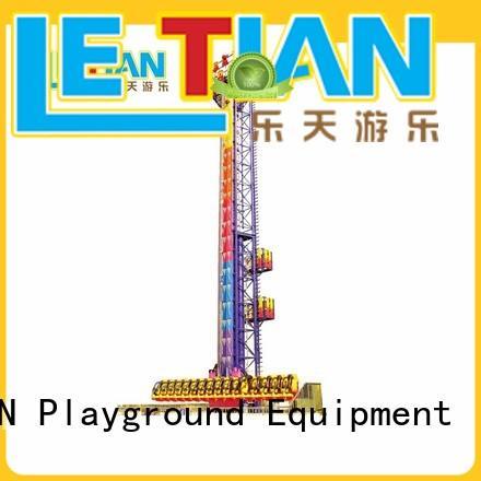LETIAN High-quality sky drop ride controller fairground