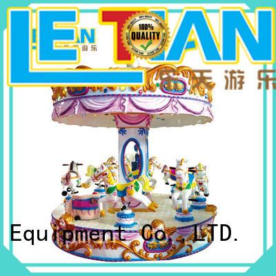 LETIAN durable christmas carousel for sale supplier theme park