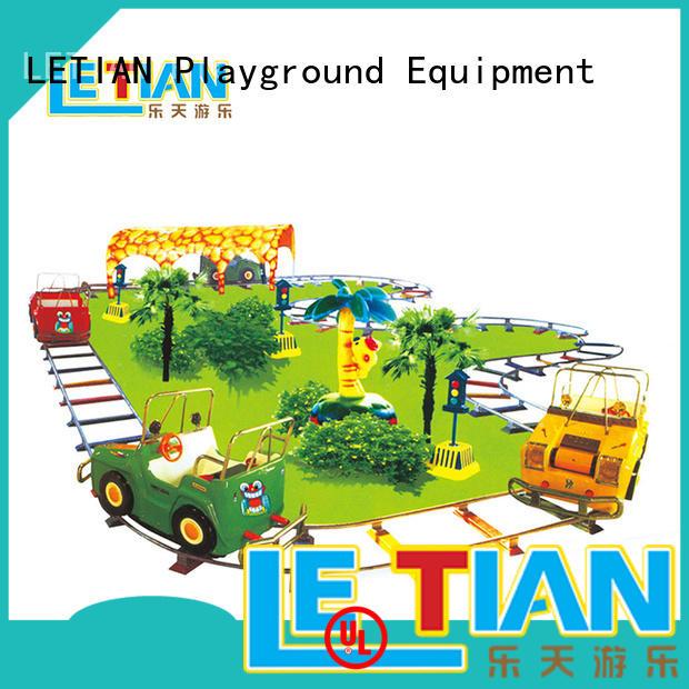LETIAN orbit thomas the train theme park for kids children's palace